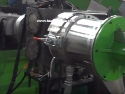 pppe film granulator