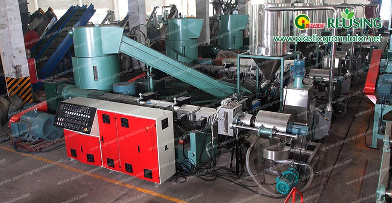 hdpe-plastic-recycling-pelletizing-machine